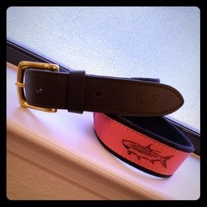 Vineyard Vines Belt